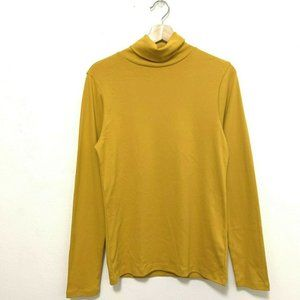J Crew Large Perfect Fit Turtleneck Long Sleeve